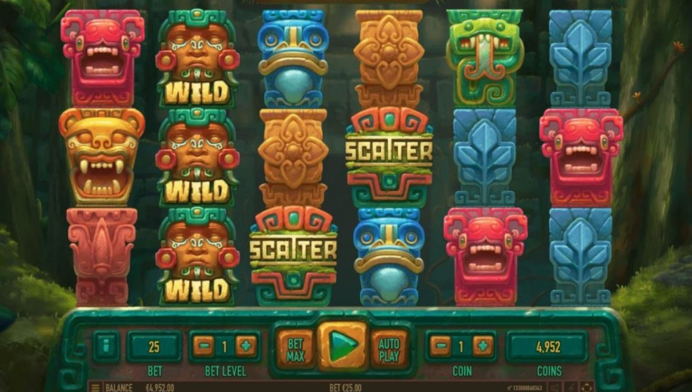 Totem Towers - Slot