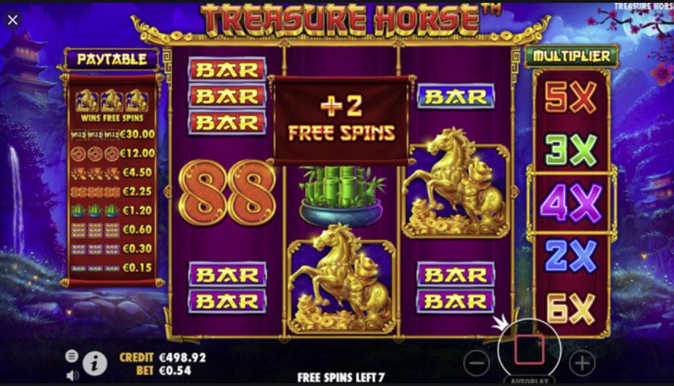 Treasure Horse - slot