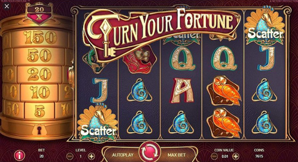 Turn your Fortune - slot