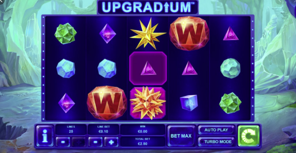 Upgradium - slot