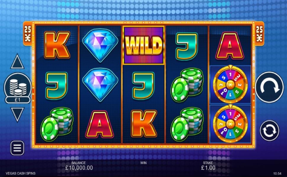 Vegas cash spins - Slot