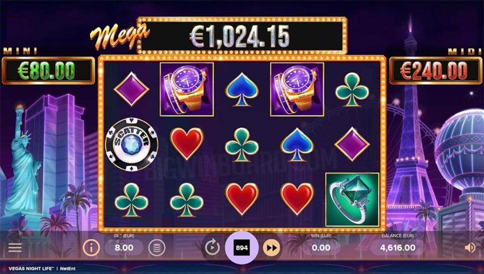 Vegas Night life - slot