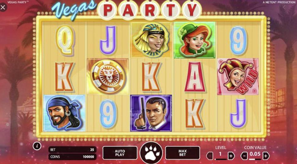 Vegas Party - slot