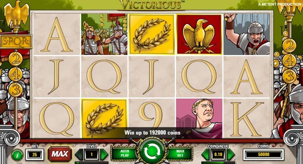 Victorious - slot