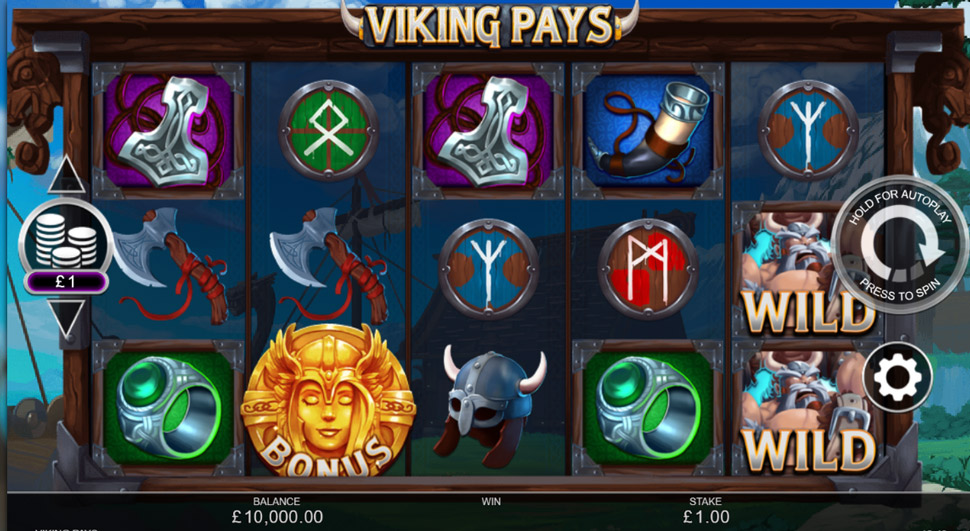 Viking Pays - slot