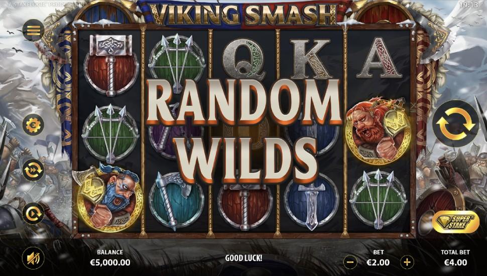 Viking Smash - Bonus Features