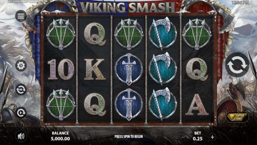 Viking Smash - Slot