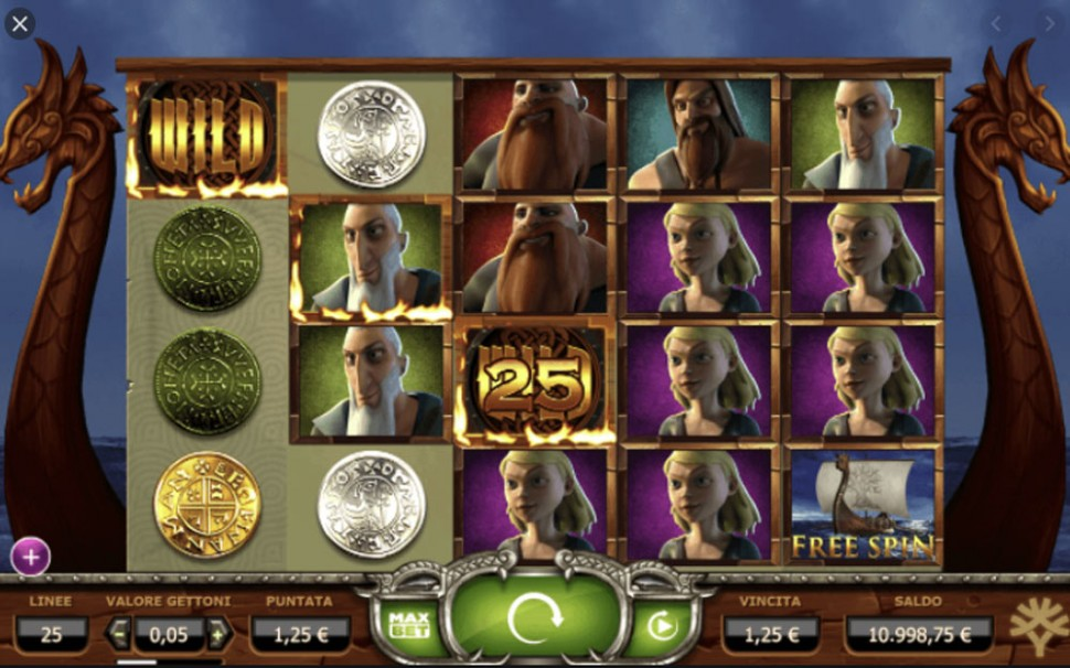 Viking go Wild - slot