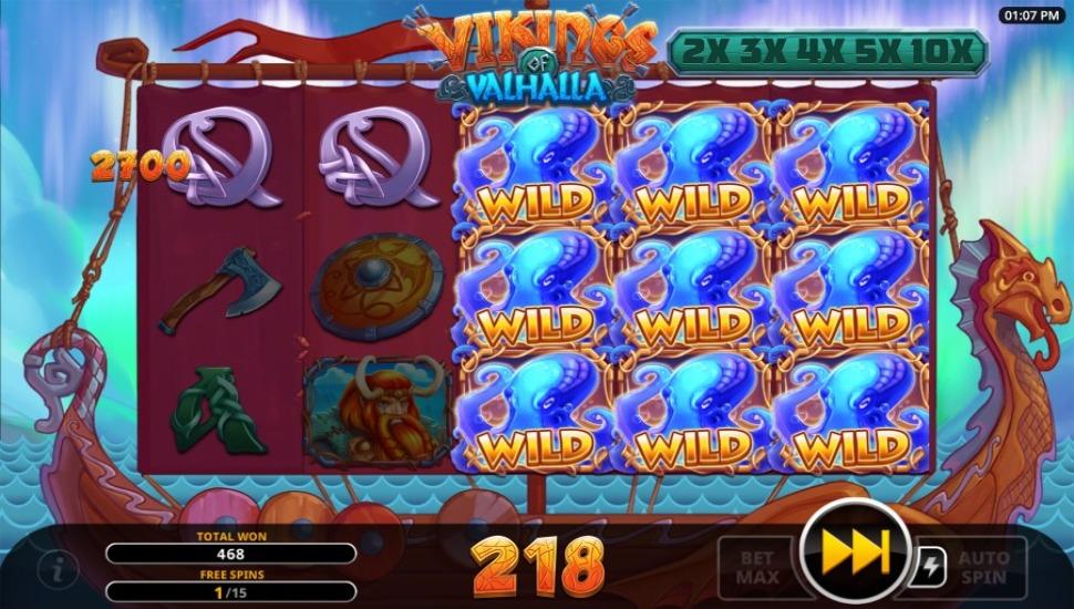 Vikings of Valhalla - Bonus Features
