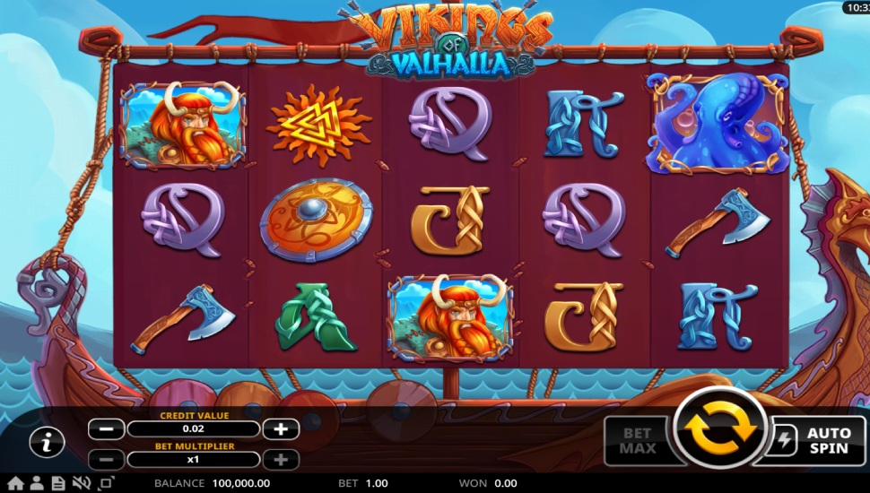 Vikings of Valhalla - Slot