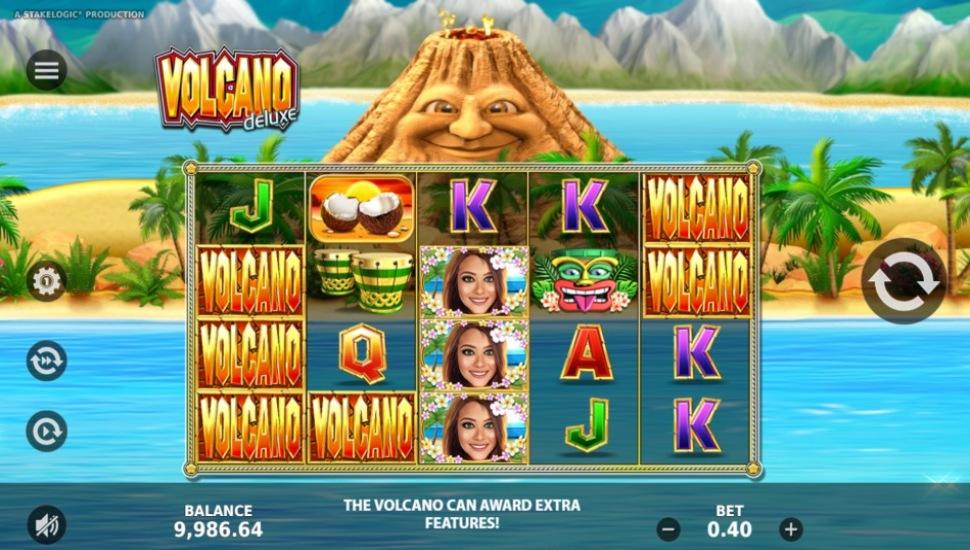 Volcano Deluxe - Slot