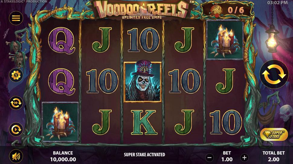 Voodoo Reels - Slot