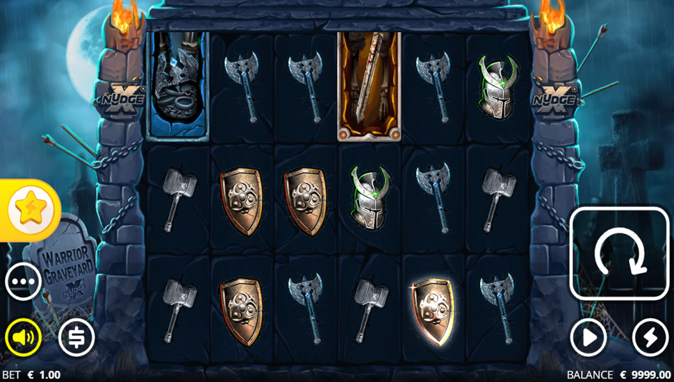 Warrior Graveyard - slot