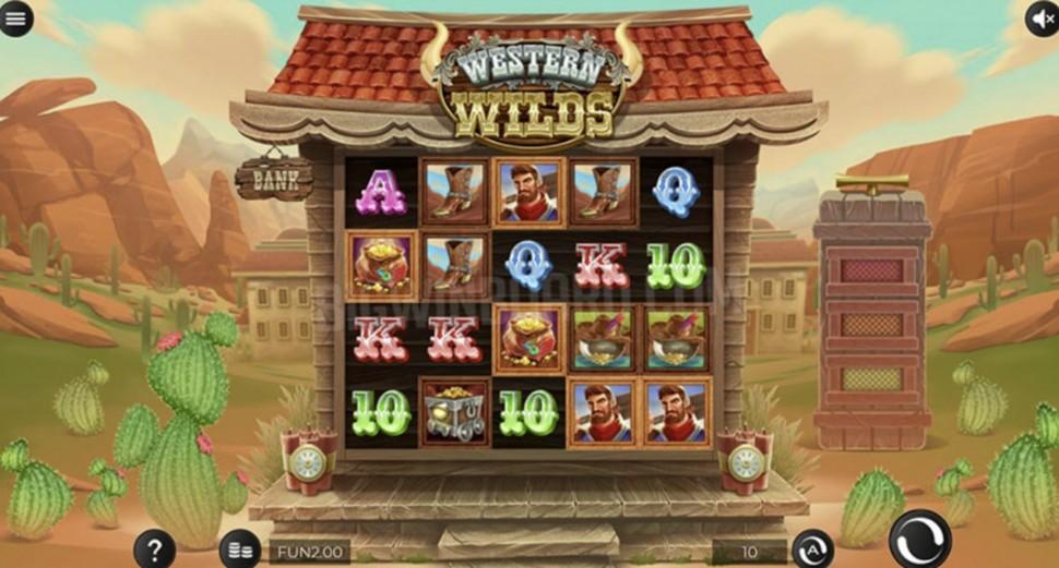Western Wilds - slot