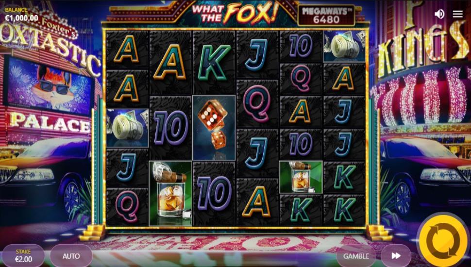 What The Fox MegaWays - Slot