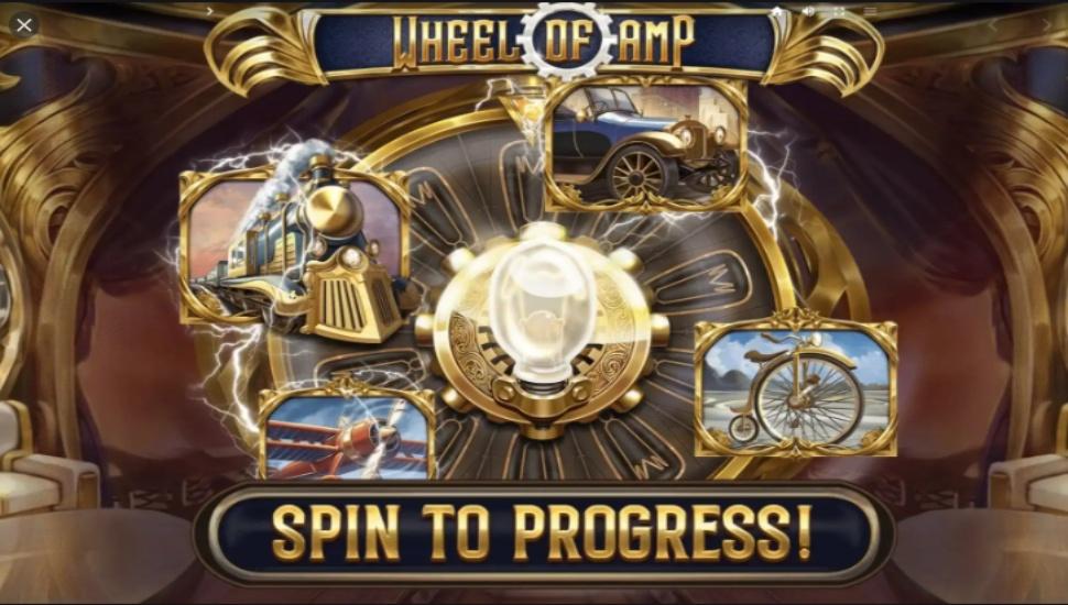 Wheel of Amp - Bonus Features
