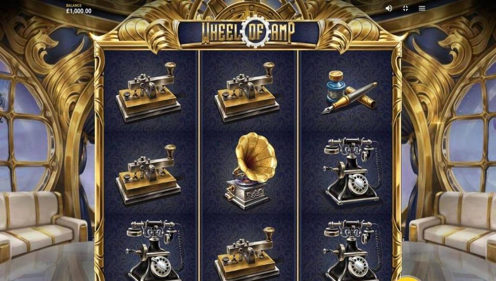 Wheel of Amp - Slot