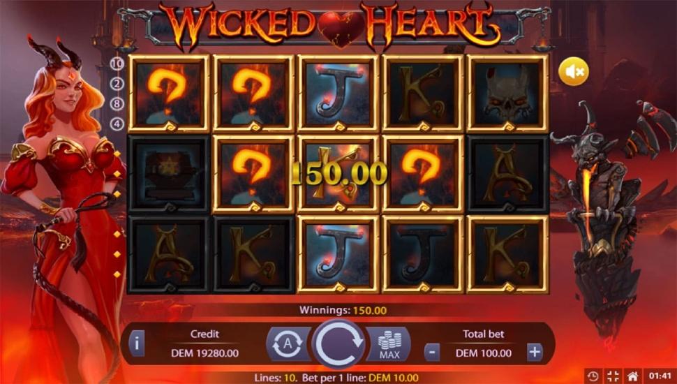 Wicked Hear - Bonus Features