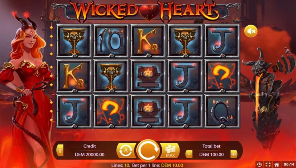 Wicked Heart - Slot