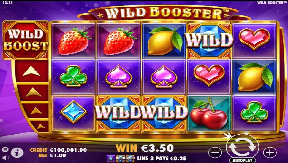Wild Booster - Bonus Features