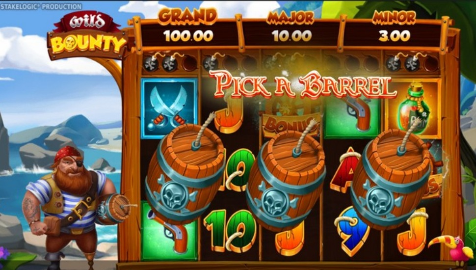 Bonus Rounds & Free Spins - Slot