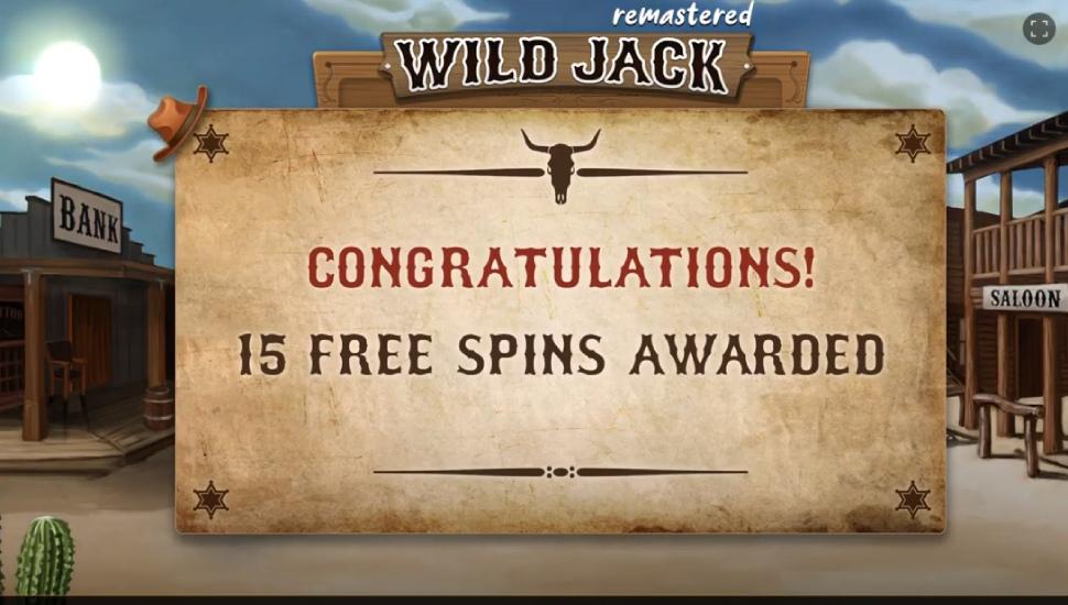 Wild Jack Remastered - Bonus Features