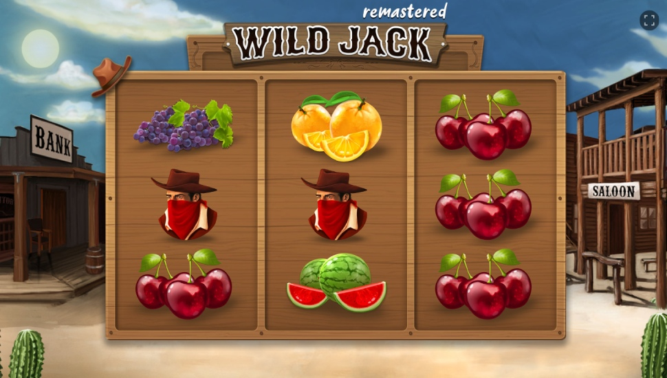 Wild Jack Remastered Slot by BF Games