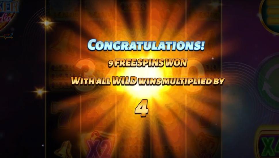 Wild Joker Stacks - Bonus Features