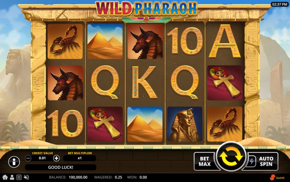 Wild Pharaoh - slot