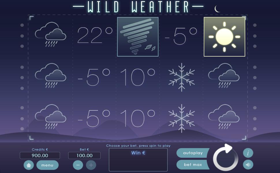 Wild Weather - slot