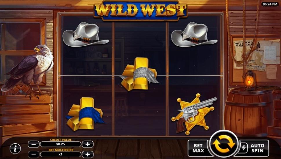 Wild West - Slot
