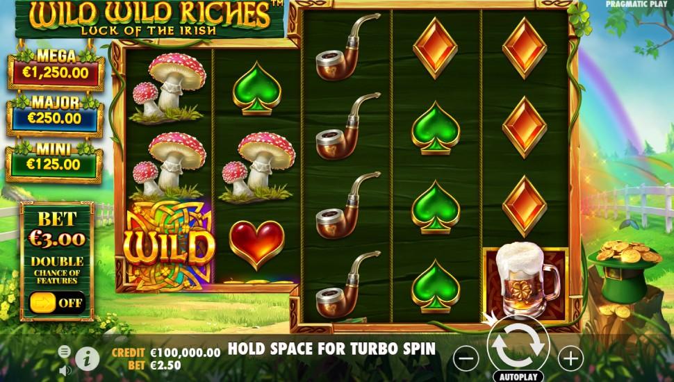 Wild Wild Riches - Slot
