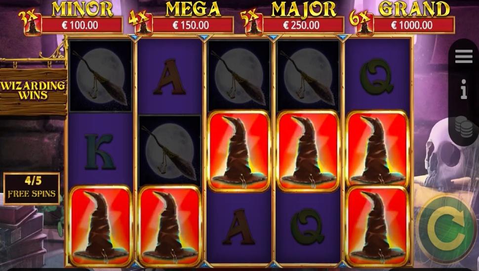 Wizarding Wins - Bonus Features