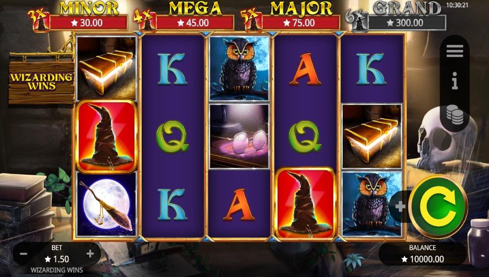 Wizarding Wins - Slot