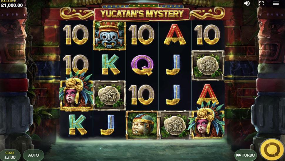 Yucatan's Mystery - slot