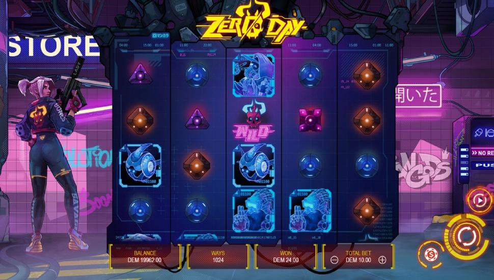 Zero Day - Bonus Features