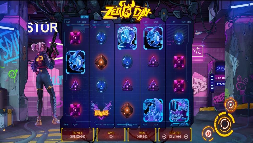 Zero Day - Slot